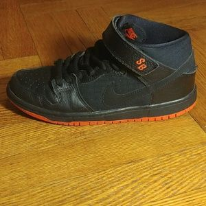 NIKE SB DUNK MID PRO SPECIAL EDITION RARE